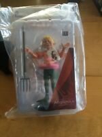 """DC COLLECTIBLES--MAD MAGAZINE--6"""" ALFRED E NEUMAN AS AQUAMAN FIGURE (NEW)"""