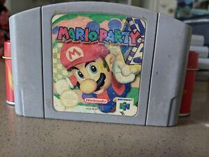 Mario Party Nintendo 64 100% Genuine n64 | OZ Seller | Free Postage