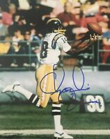 Charlie Joiner Autographed Signed 8x10 Photo ( HOF Chargers ) REPRINT