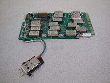 Lot of 5 Hewlett Packard Hp 16320-66551 Switch Boards