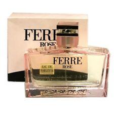 Ferre Rose by Gianfranco Ferre 3.4 Oz EDT for Women 100ml Spray