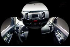 New Chrome Interior Cover Molding 12 pcs K330 for Kia Sportage 2011 ~ 2015