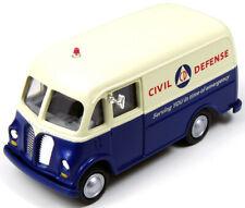 Classic Metal Works #30405 International Metro Delivery Truck - Civil Defense HO
