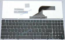 NEW for ASUS A52 A52F A52J laptop notebook KEYBOARD RU/Russian chiclet black