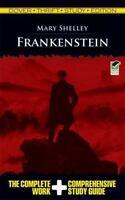 Frankenstein Thrift Study Edition (Dover Thrift Study Edition) - GOOD