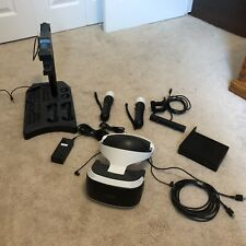 PSVR PlayStation VR Bundle - Includes Stand