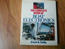 The Complete Book of BOAT ELECTRONICS - Zadig - 1984