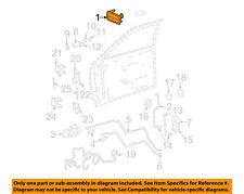 GM OEM-Outside Exterior Door Handle Left 15202911