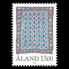 Aland 1990 - Rya Carpet Art Culture - Sc 53 MNH