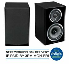 WHARFEDALE Diamond 11.0 2 Way Bookshelf Speakers Black, White, Walnut, Rosewood