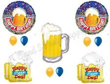 HAPPY BEER DAY Birthday Party Balloons Decoration Supplies Mug 21st Stein Drink