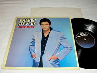 "Shakin Stevens ""Hot Dog"" 1981 Rock LP, VG+, Holland Pressing on Epic"