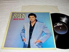 """Shakin Stevens """"Hot Dog"""" 1981 Rock LP, VG+, Holland Pressing on Epic"""