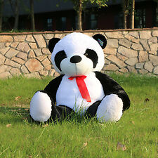 "Joyfay Giant 47"" Giant Panda Bear Stuffed Plush Toy Valentines Gift 120 cm"