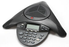 Polycom SoundStation 2 Expandable Conference Phone 2201-16200-601