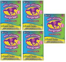 Breyer Horses Mini Whinnies Series 3 #300193 Surprise 5 Pack