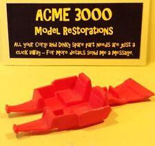 Corgi 267 Batman Batmobile - Reproduction Repro Plastic Interior Seat Suspension