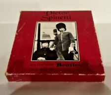 'THE BEATLES' Memorabilia. Victor Spinetti 'My life with the Beatles'.