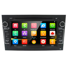 Car Stereo Radio DVD Player GPS Sat Nav for Vauxhall Opel Vivaro Astra H Corsa