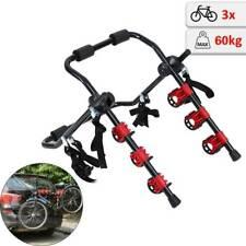 Fahrradträger Fahrradhalter 3 Räder Heckträger Fahrrad Auto faltbar Universell