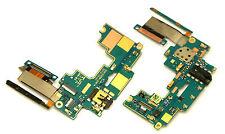 Origi HTC ONE M7 Board Volume Flex Cable Audio Buchse Platine Anschluss Stecker