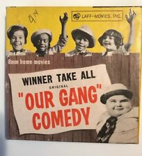"8mm Film Our Gang ""Winner Take All"""