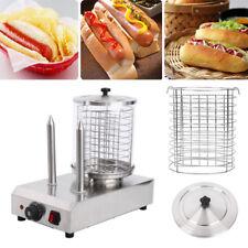 Snackbar Hot Dog Gerät Erhitzer Wurstkocher Würstchenwärmer Bockwurstwärmer