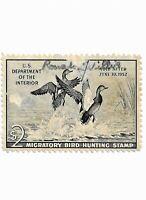 US Duck Stamps  Scott# RW18  1951   g4b46