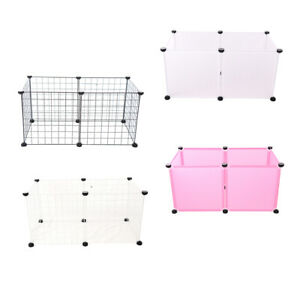 Outdoor enclosure for small animals, 6 elements