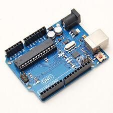 UNO R3 328 ATMEGA328P ATMega16U2 Board mit freiem USB-Kabel für Arduino