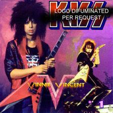 VINNIE VINCENT @DEMOS CD-1 RARE KISS !!! (Robert Fleischman/Jeff Scott Soto)