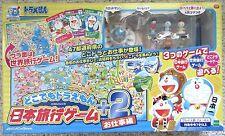 Epoch Anime Doraemon Japan World Travel Board Game Job Ver. どこでもドラえもん日本旅行ゲームお仕事編