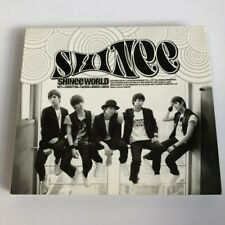 SHINee 1th The SHINee World B Ver CD Free Shipping