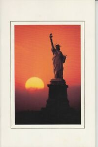 First Day Program Statue of Liberty Tall Ships