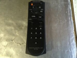 EUC RARE Kenwood RC-513 Replacement Car Audio Stereo Remote Control