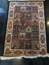 Traditional Oriental Style Floor Rug Carpet 100 x 150