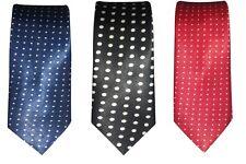 Men's 3pcs Neck Ties Set (PNTC-2) - Korean Polyester Silk