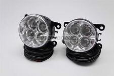Suzuki Alto Ignis Jimny LED Front Fog Lights Lamps Set Pair With Wiring OEM
