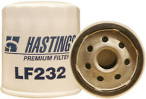 Engine Oil Filter Hastings LF232