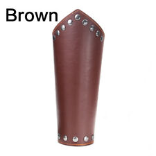 Cross Strings Punk Armor Bracer Armband Leather Leather Arm Medieval Cuff Studs