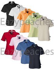 ADIDAS GOLF Ladies S M L XL 2XL Reflex Pique Polo Sport Shirt Womens Climalite