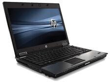 """HP ELITEBOOK 8440p 14"""" LAPTOP i5 520M 2.5GHz 2GB 250GB DVD RW WINDOWS 7 PRO"""