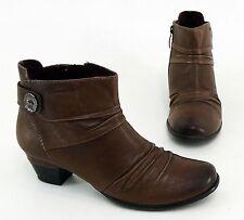 Tamaris Damen-Stiefeletten mit mittlerem Absatz (3-5 cm) für die Freizeit