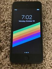New listing Apple iPod Touch 6th Generation Space Gray (16 Gb)
