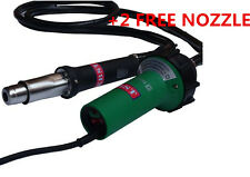 Digital hot air plastic welding gun similar with DIODE S with minor mode