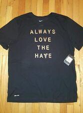 Nike Kobe FTB Fade to Black Love Hate Tee Shirt size. Medium
