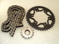 Yamaha FZ1 1000 #7578 O-Ring Chain & Sprockets