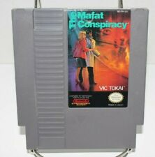Mafat Conspiracy (Nintendo Entertainment System, 1990) NES Cartridge Only Tested