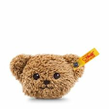 STEIFF Mini Teddy Bear Face Magnet EAN 240065 Brown 5cm x 8cm New