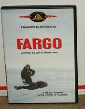 Fargo Dvd Frances McDormand